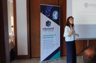 Reunião Micromil  -  - {imagiologia medica}