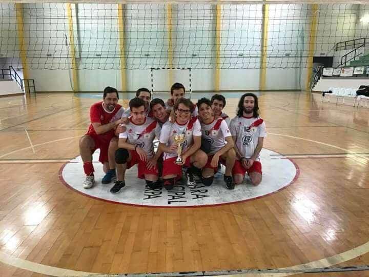 Volei Clube de Setúbal conquista Taça