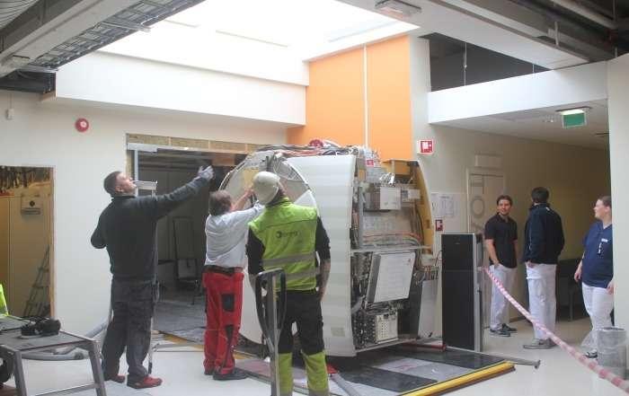 Equipamento médico Fluoroscopia Micromil
