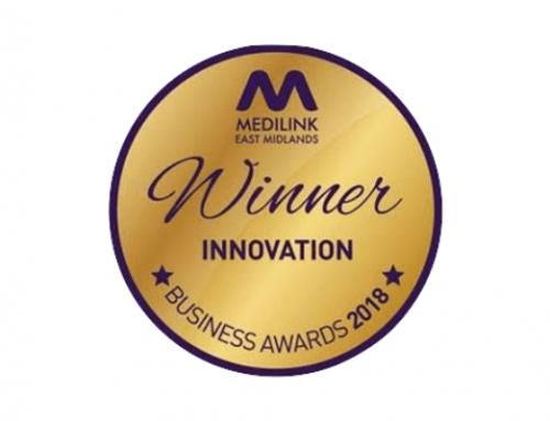Papillon+ recebe Prémio Inovação dos Medilink UK Healthcare Business Awards