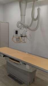 Sala de Raiox equipamento Micromil