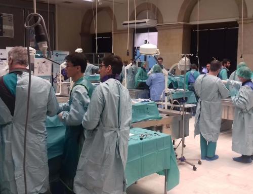 Micromil apoia 2ª Edição do Curso de Cirurgia Endoscópica da Coluna Lombar na Faculdade de Ciências Médicas