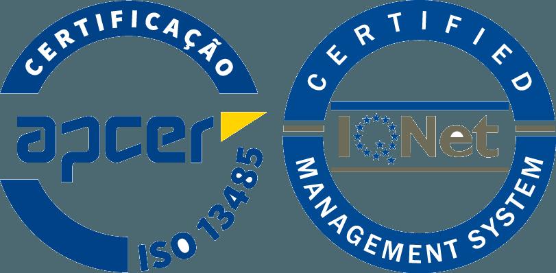 Certificado ISO13485 APCER